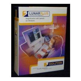 Software d'ingrandimento Lunar Plus (SuperNova Magnifier&Speech)