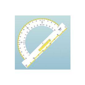 Goniometro 180° (50 cm) - Accessori per lavagna