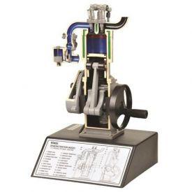 Modello di motore a quattro tempi