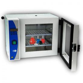 Incubatore termoregolatore porta a vista capacità  28  LT