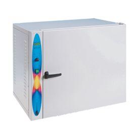 Stufa, termoregolatore, ventilazione forzata porta cieca lt 52