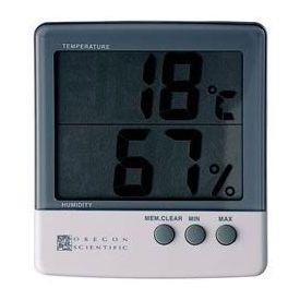 Igro-Termometro Digitale- Umidità relativa(25-95%) Precisione 1%