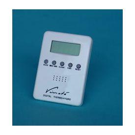 Igro-Termometro Digitale da parete.Umidità 25-95 % Precisione 1%