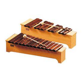 Xilofono diatonico+cromatico soprano 22 note