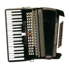Fisarmonica 80 bassi 37/80 tasti