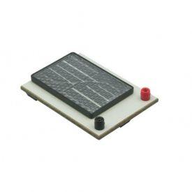Pannello fotovoltaico su basetta