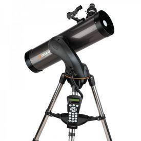 Telescopio Celestron NexStar 130 SLT Newton con alimentatore da rete