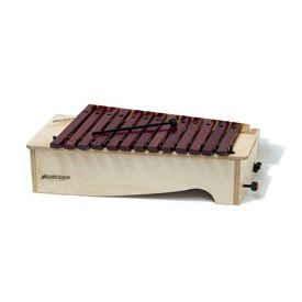 Xilofono diatonico alto 13+3 note