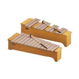Metallofono diatonico+cromatico soprano 18 note