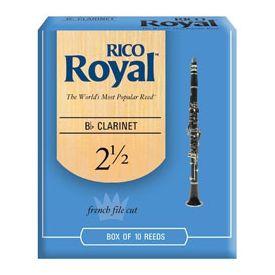 Set ance per clarinetto Sib misura 2,5 - 10 pz