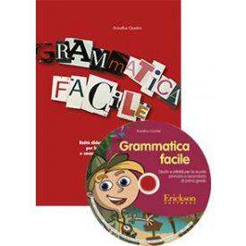 Grammatica facile (KIT: libro + CD-ROM)
