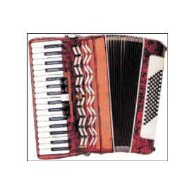 Fisarmonica 72 bassi 34/72 tasti