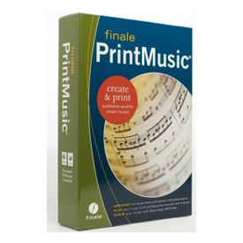 PRINT MUSIC in italiano