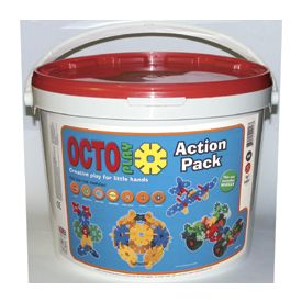 POLYDRON OCTOPLAY - SET AZIONE
