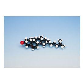 Modello di molecole: colesterolo