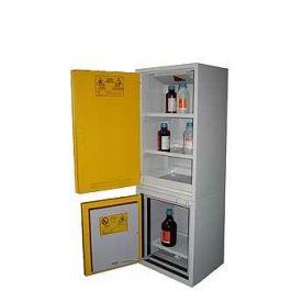 Armadio di sicurezza KEMFIRE 600 acidi, basi, infiammabili
