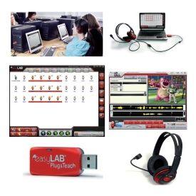 Laboratorio linguistico easyLAB - Plug&Teach studente aggiuntivo