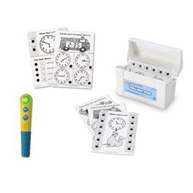 Campus Language Pen con Time Card Set