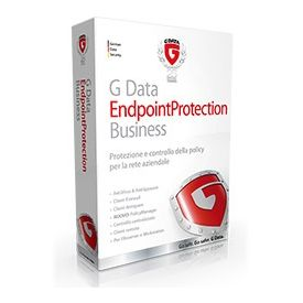 G DATA EndpointProtection Business + MailSecurity + Backup - Rinnovo site EDU 1 anno