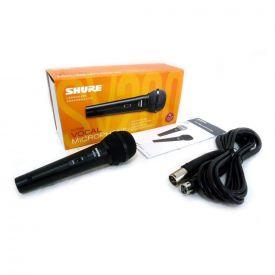 Microfono dinamico cardioide con cavo Shure SV200