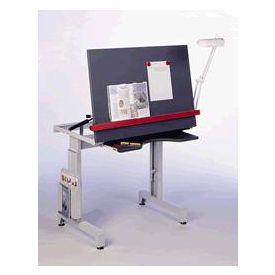 Tavolo ergonomico per ipovisione