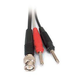 Cavo ad alta frequenza, connettore 4 mm / BNC