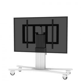 """Carrello tavolo regolabile elettricamente per Monitor Touch da 42"""" a 84"""""""