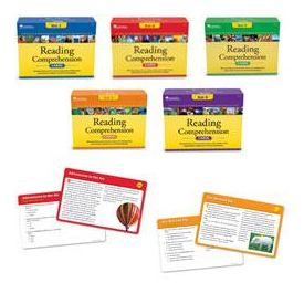 Reading Comprehension Card Set