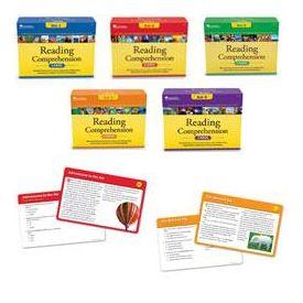 Reading Comprehension Card Set