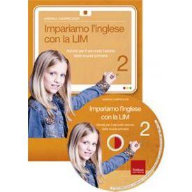 Impariamo l'inglese con la LIM 2 (LIBRO +CD-ROM)
