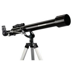 POWERSEEKER 60AZ: Rifrattore acromatico diametro 60mm, focale 700mm (f/12), montatura alta