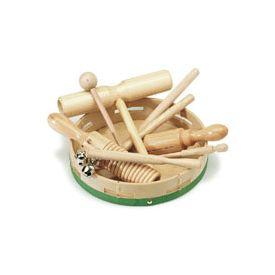 Mini set strumenti a percussione