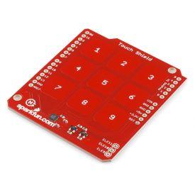 Touch shield per arduino