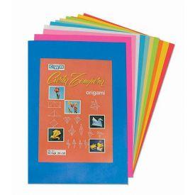 Carta Tempera - Confezione 50 Fogli 35x50 cm Colori Assortiti