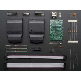 USBtinyISP AVR Programmer Kit (USB SpokePOV Dongle)
