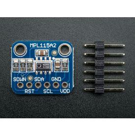 MPL115A2 I2C Barometric Pressure/Temperature Sensor