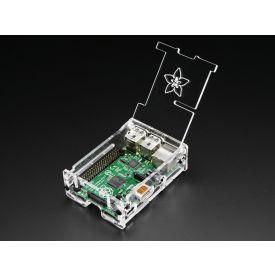 Contenitore per Raspberry Pi Model B+/ PI 2 trasparente