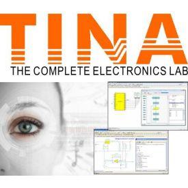 TINA 12 Design suite EDU 5 pack - Download