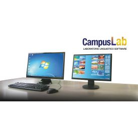 CampusLab - Laboratorio linguistico software - 1 docente 30 studenti