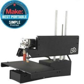 Printrbot Stampante 3D in metallo - assemblata