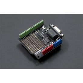 RS232 Shield per Arduino
