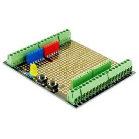 Proto Screw Shield-Assemblato (Arduino Compatibile)