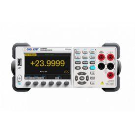 Multimetro digitale da banco con interfaccia USB/LAN