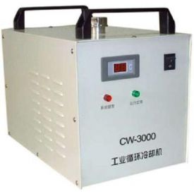 Chiller CW3000 per taglio laser fino a 60W