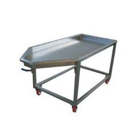 Tavolo spersore in acciaio inox