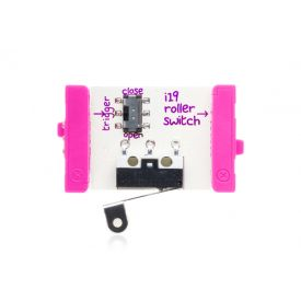 littleBits - Interruttore con leva a rotella