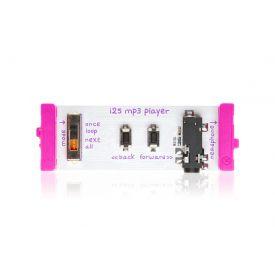 littleBits - Lettore mp3