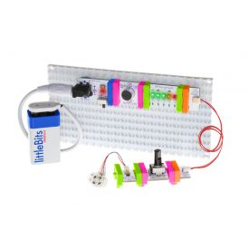 littleBits - Scheda di montaggio