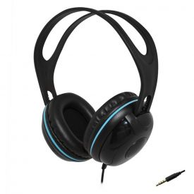 Cuffie EDU-375 on-ear stereo con jack singolo per tablet/notebook/desktop
