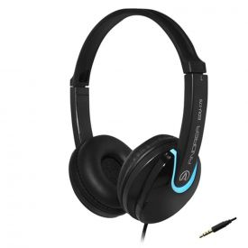 Cuffie EDU-175 over-ear stereo con jack singolo per tablet/notebook